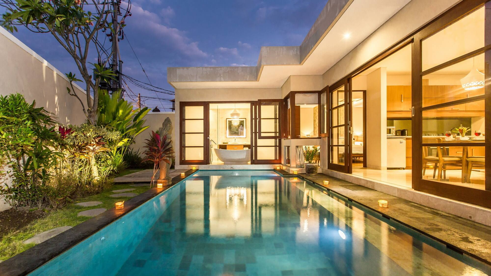 Виллы в Легиане, Бали – Beautiful Bali Villas