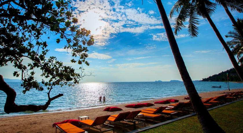 Buri Beach Resort Phangan – отель на Хаад Рине, Панган, Таиланд