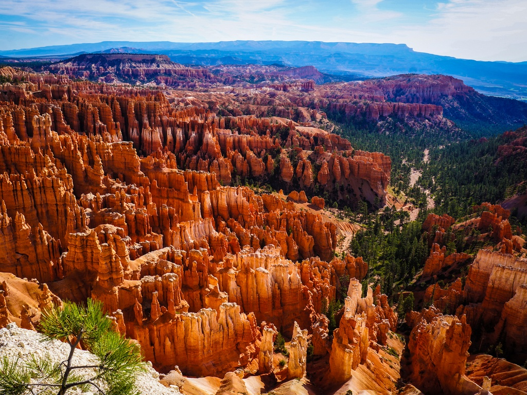 Брайс-Каньон (Bryce Canyon National Park) – национальный парк