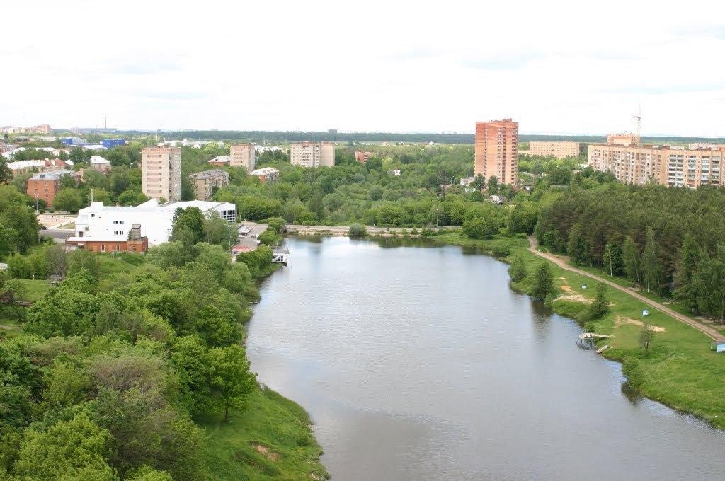 Климовск