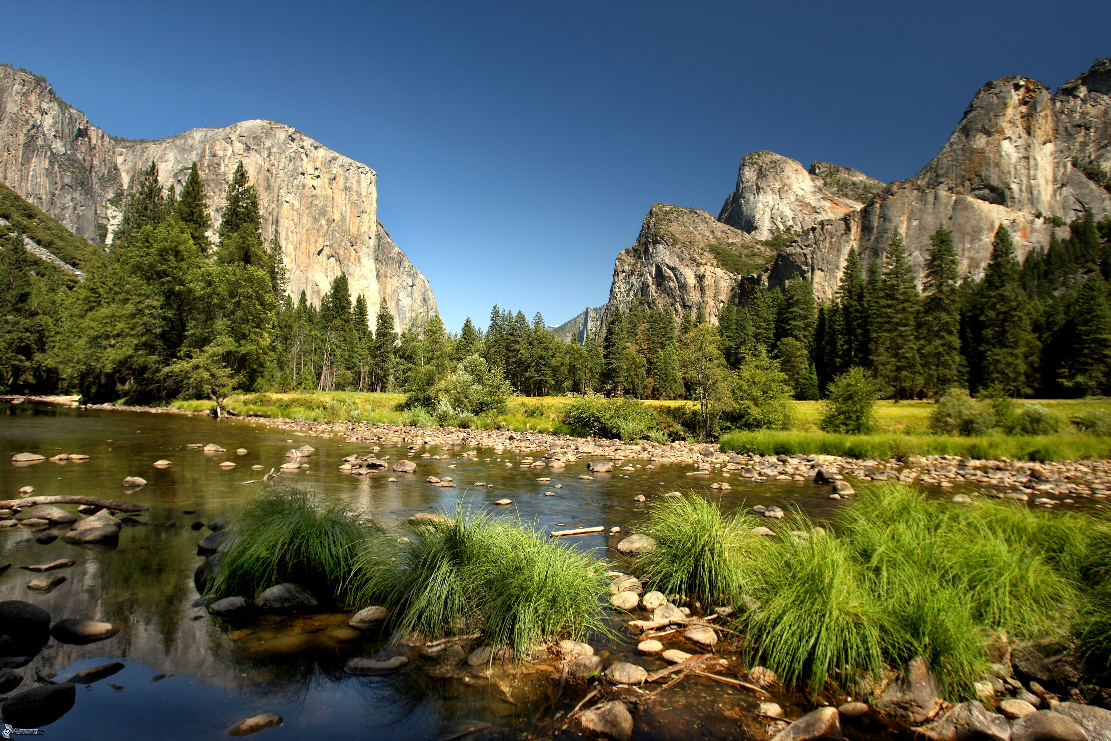 Йосемити (Yosemite National Park) – национальный парк